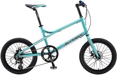 sundeal V1 ciudad bicicleta, Azul: Amazon.es: Deportes y aire libre
