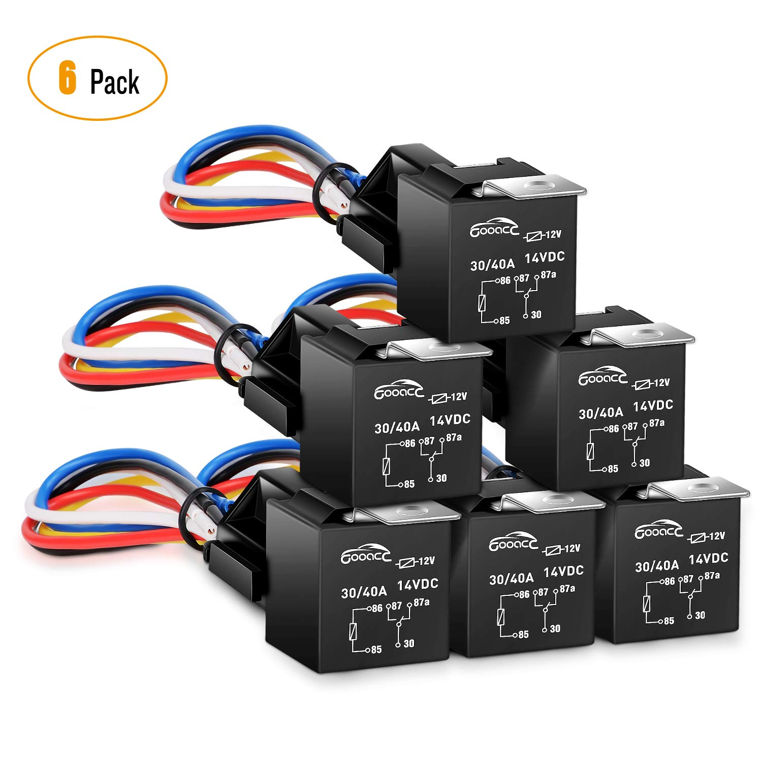 Best Rated in Automotive Replacement Accessory Power Relays ... on