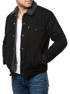 Levis veste jean mouton femme