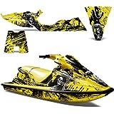SeaDoo JAWS SHARK EYE Spark 2.3 Jet Graphic Wrap Jetski VINYL Shark Mouth Decals