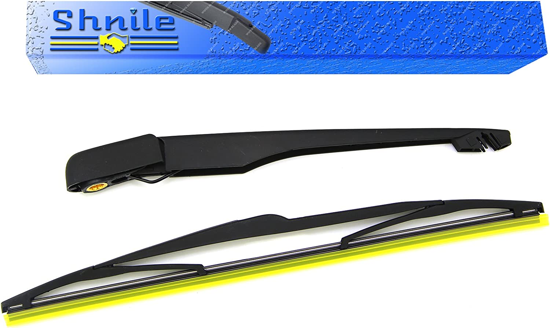 Rear Wiper Arm /& Blade  fits Bmw X3 E83 2004 2005 2006 2007 2008 2009 2010