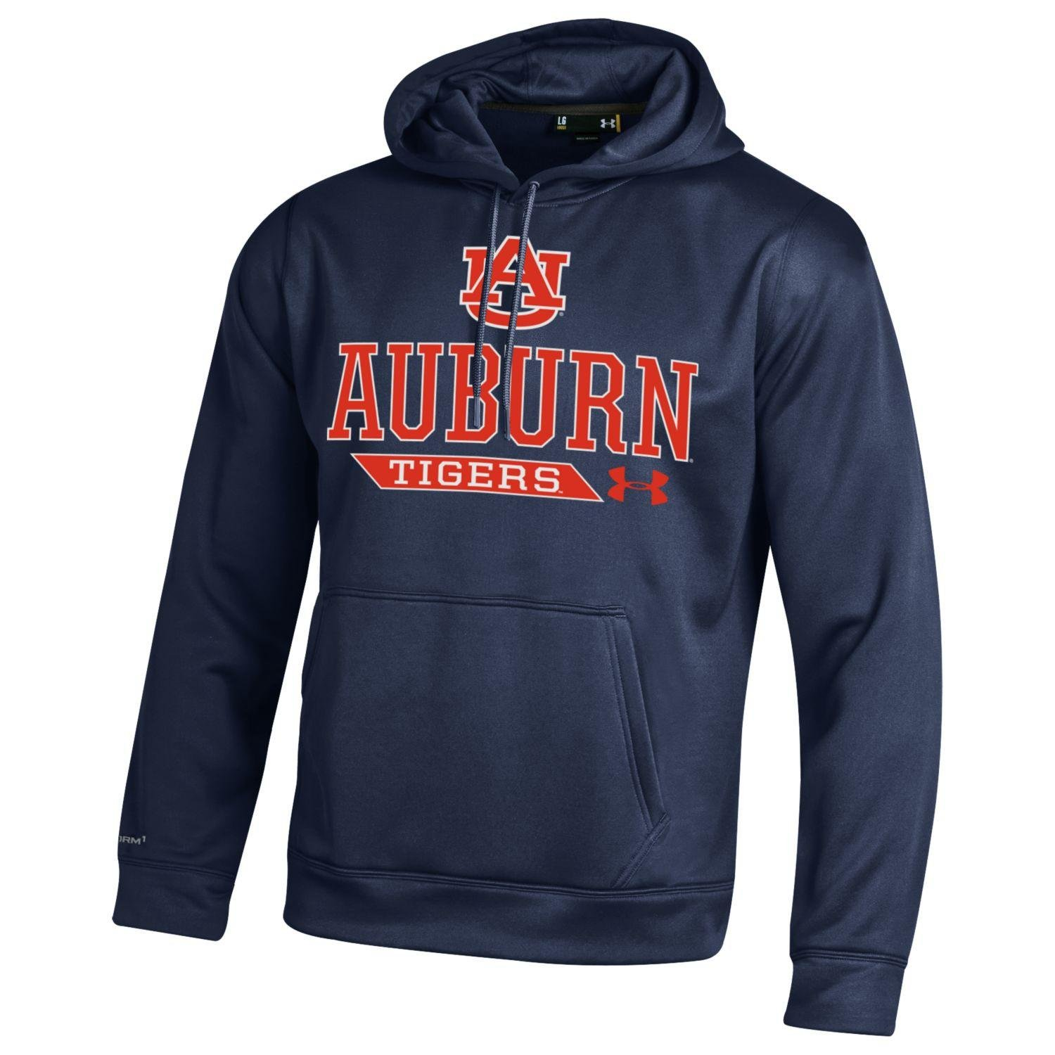 cd25dacc Amazon.com: Under Armour NCAA Men's Fleece Hoodie: Clothing