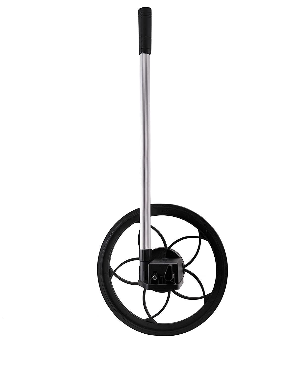 12-1//2 Neiko 01590A Rolling Measure Wheel Extendable Handle 5 Digit Display