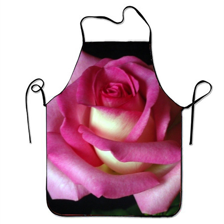 ファッション美しいバラPicsキッチンエプロンの女性アートエプロンドレスメンズ料理エプロンBBQ Apron Onesize fne-79434312  Pictures of Roses12 B07DXV7Z7K