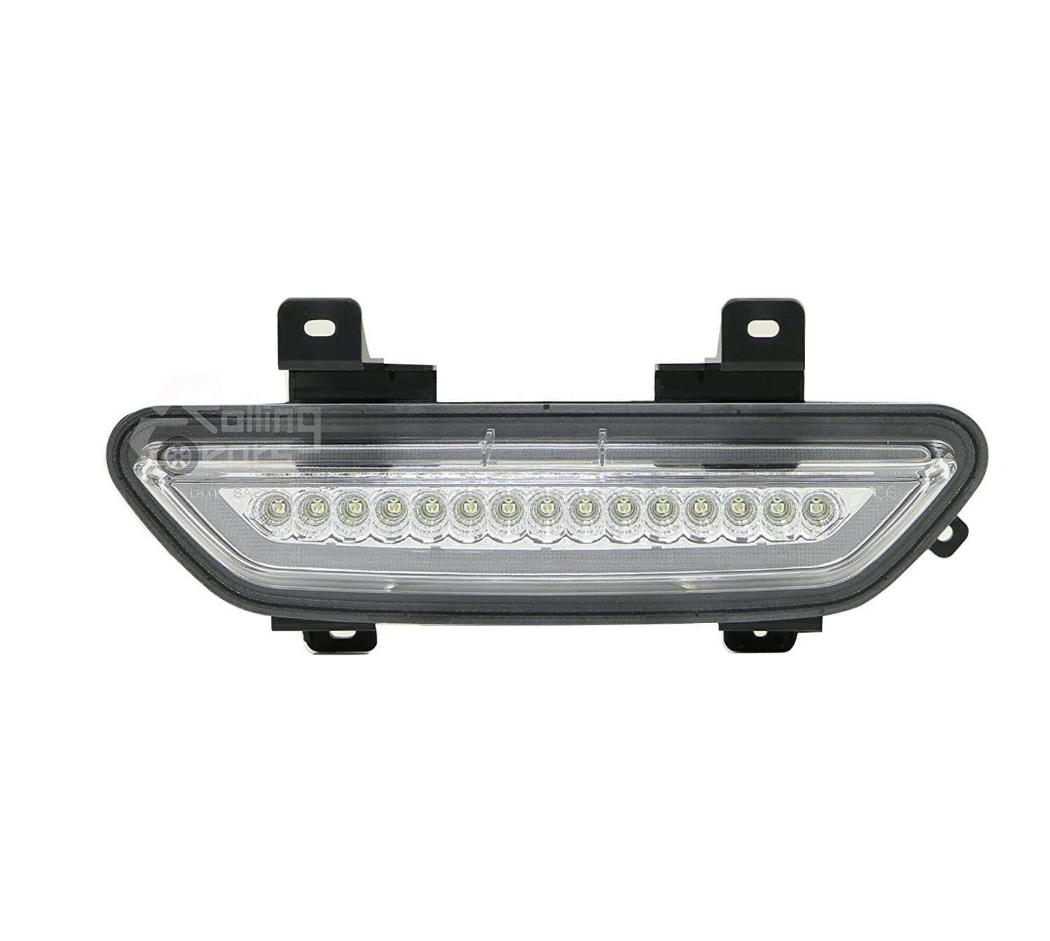 Led All In One For Ford Mustang Mk6 2015 2018 Rear Fog 1988 Lights Tail Brake And Backup Reverse Light Function Europe Style Automotive