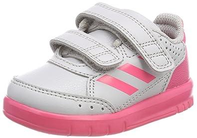 reputable site c5516 46170 adidas AltaSport CF I, Chaussures de Gymnastique Mixte bébé, Gris (Grey Two  F17