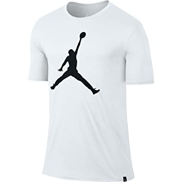 c8ecc59f5c53 Nike M Jsw T-Shirt Iconic Jumpman Logo-T-Shirt Michael Jordan ...