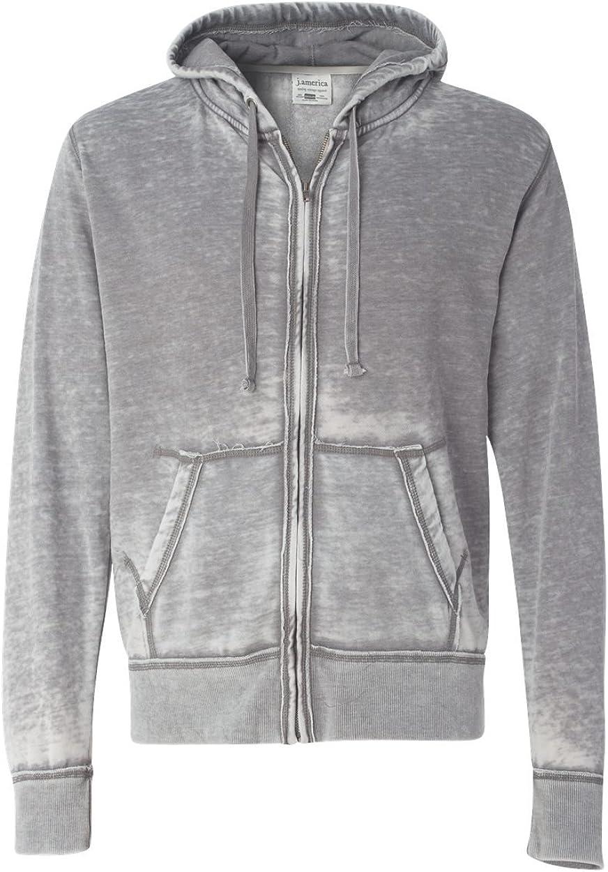 J. Year-end gift America Max 40% OFF Men's Zen Zip Full Hooded Sweatshirt