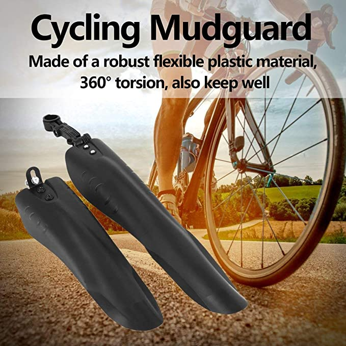 Réglable Road Mountain Bike Vélo Mud Guards