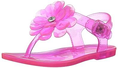 7a9164d4c4b carter s Selena Girl s Flower Jelly Sandal