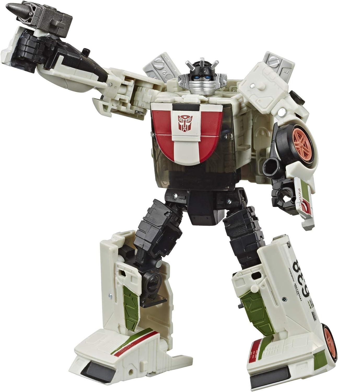 Transformers Generation Wfc Deluxe Wheeliack (Hasbro E71565X0)