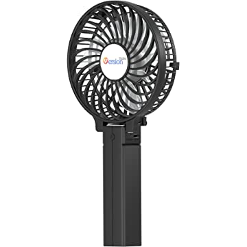 Handheld Mini Fan In Usbrechargeable Portable Multifunctional Hand Fan Battery Operated Usb Power Mini Fan Cooler With Strap Demand Exceeding Supply Home Appliances