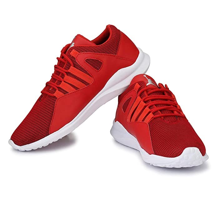cc2fc9c4b724 DIGITUS CRUCIS Men s Synthetic red Jordan Casual Sneaker Shoes  Buy Online  at Low Prices in India - Amazon.in