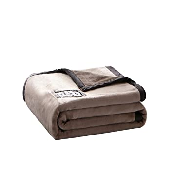 Stupendous Amazon Com Choix Premium Flannel Throw Blanket Reversible Onthecornerstone Fun Painted Chair Ideas Images Onthecornerstoneorg