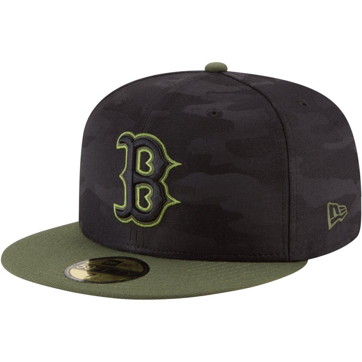 ca3533dc520 Amazon.com  New Era Boston Black