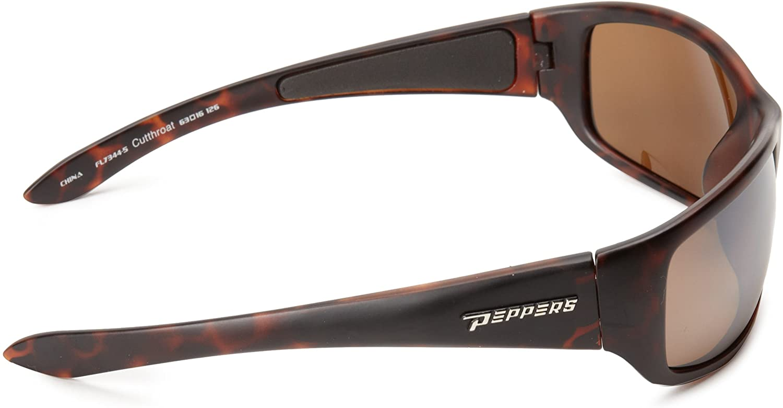 Peppers Cutthroat Polarized Sport Sunglasses