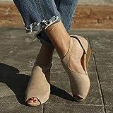 Sandals for Womens, FORUU Platform Wedge Ankle
