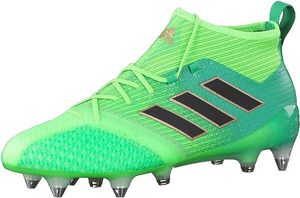 sin cable adolescente Acercarse  adidas Ace 17.1 Primeknit SG, para los Zapatos de Entrenamiento de fútbol  Hombre: Amazon.es: Zapatos y complementos
