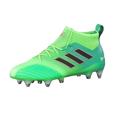 adidas x 16.1FG–Chaussures de football pour homme, vert–(Versol/negbas/verbas) 422/3
