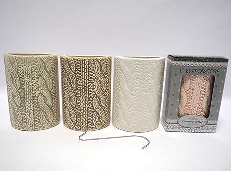 4humidificadores/vaporizadores de cerámica para estufas y radiadores