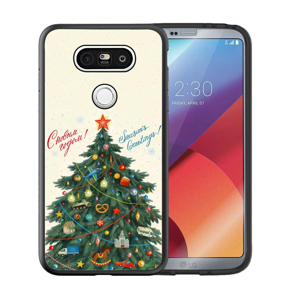 Amazon Lg G6 Case Merry Christmas Lg G6 Christmas Case