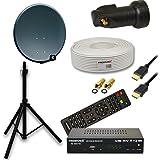 satfinder sat finder satellitenfinder f r digitale. Black Bedroom Furniture Sets. Home Design Ideas
