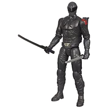 G.I. Joe Retaliation Ninja Commando Snake Eyes Figure by ...