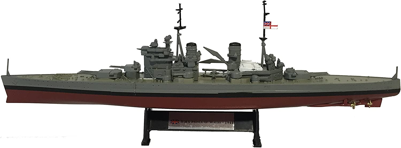 Amercom ST-5 HMS Prince of Wales 1941-1:1000 Ship Model