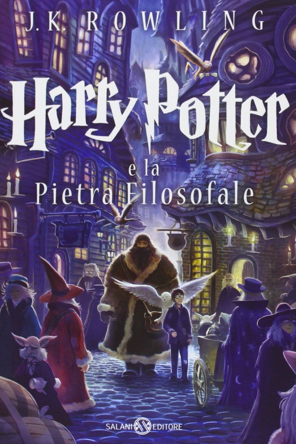 libri di harry potter