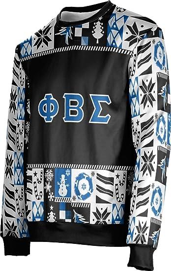 Prosphere Phi Beta Sigma Ugly Holiday Unisex Sweater Wrapping