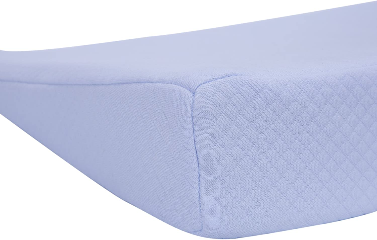 Aurelius Baby Sleep Pillow Wedge Reflux Pillow Bed Wedge Anti Reflux and Colic Congestion with Memory Foam Fit for Universal Bed//Pram//Crib//Cot//Bassinet//Mattress