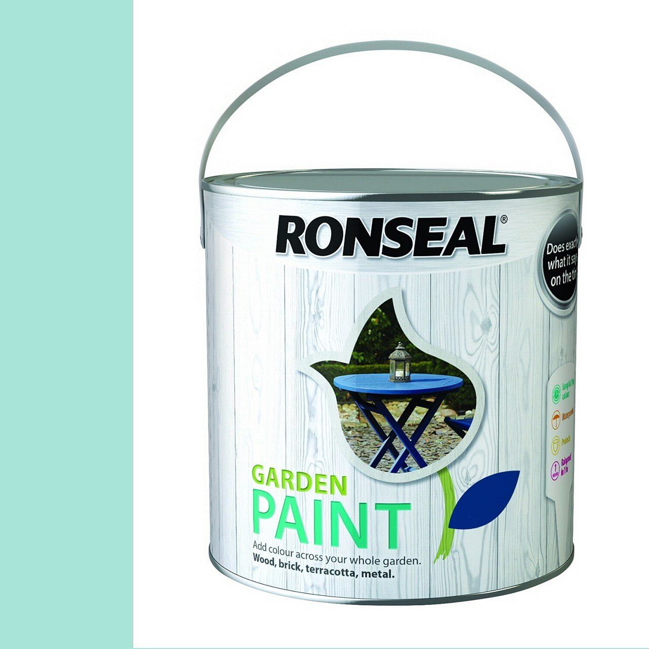 Winsome Ronseal Rslgpcdbl  Litre Garden Paint  Cool Breeze Amazon  With Fetching Ronseal Rslgpcdbl  Litre Garden Paint  Cool Breeze Amazoncouk Diy   Tools With Delightful Modern Garden Water Features Also Garden Centre Gloucestershire In Addition Ashburn Gardens And Lotus Garden Contact Number As Well As Buy Cheap Garden Shed Additionally Serviced Offices Covent Garden From Amazoncouk With   Fetching Ronseal Rslgpcdbl  Litre Garden Paint  Cool Breeze Amazon  With Delightful Ronseal Rslgpcdbl  Litre Garden Paint  Cool Breeze Amazoncouk Diy   Tools And Winsome Modern Garden Water Features Also Garden Centre Gloucestershire In Addition Ashburn Gardens From Amazoncouk