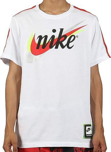 Nike Mens Tee Ss Retro Future Tap Ck0161-100