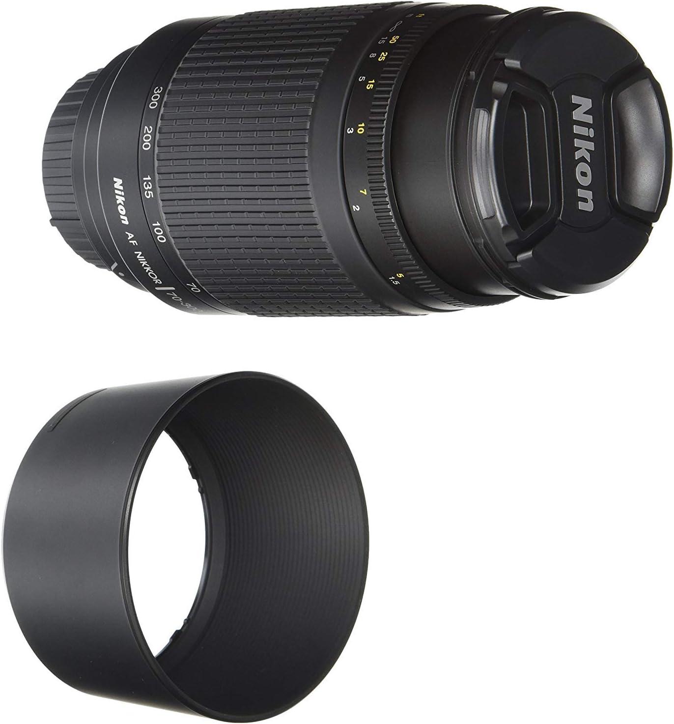 Nikon 70 300 Mm F 4 5 6 G Zoom Objektiv Mit Autofokus Kamera