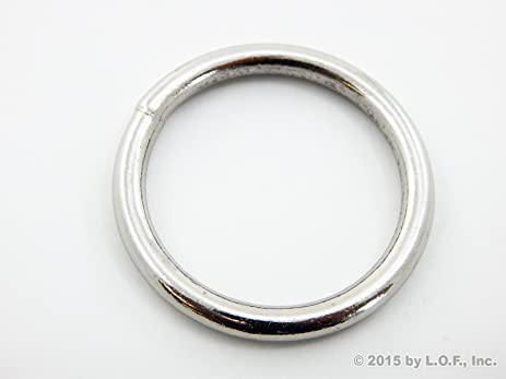 Amazon.com: 1 Welded O-Ring 2 Inch (2.5\