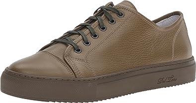 Del Toro Sardegna Bottelato Leather Sneaker