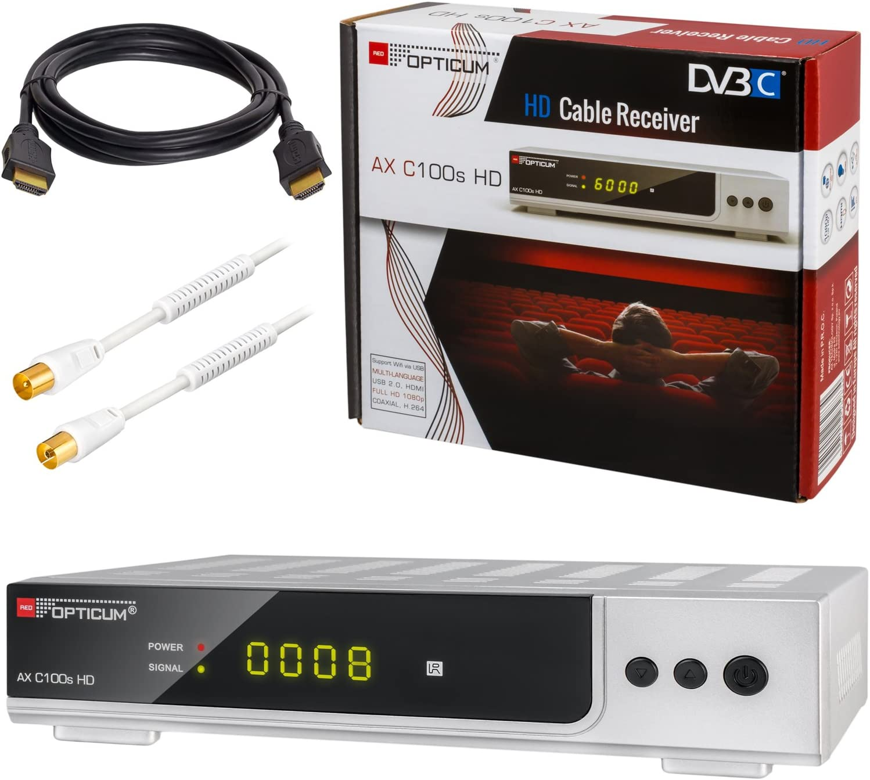 Hb Digital Set Opticum Ax C100s Hd Receiver Für Elektronik