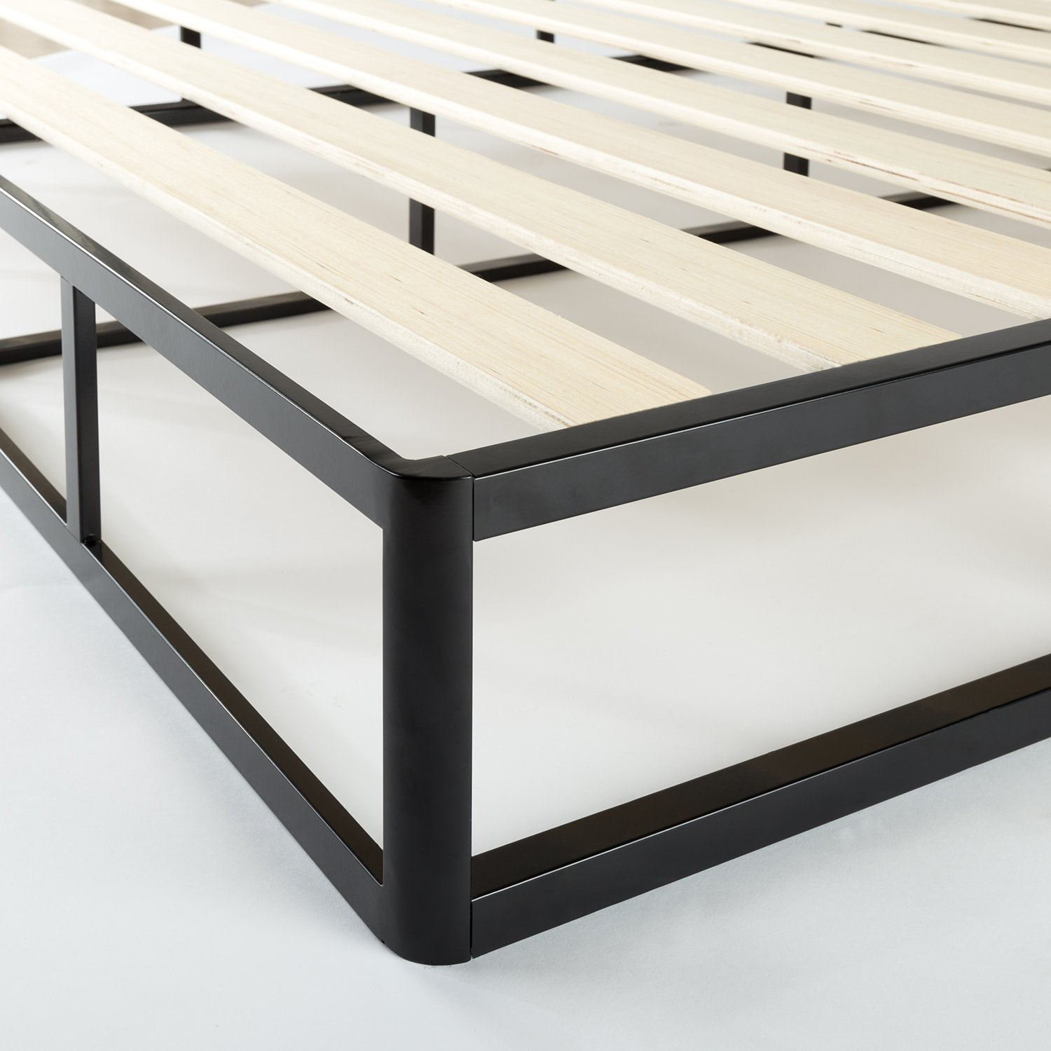 Zinus 7.5 Inch Standard Profile Metal Smart Box Spring/Mattress Foundation/Wood Slat Support/Easy Assembly, Twin XL by Zinus (Image #5)