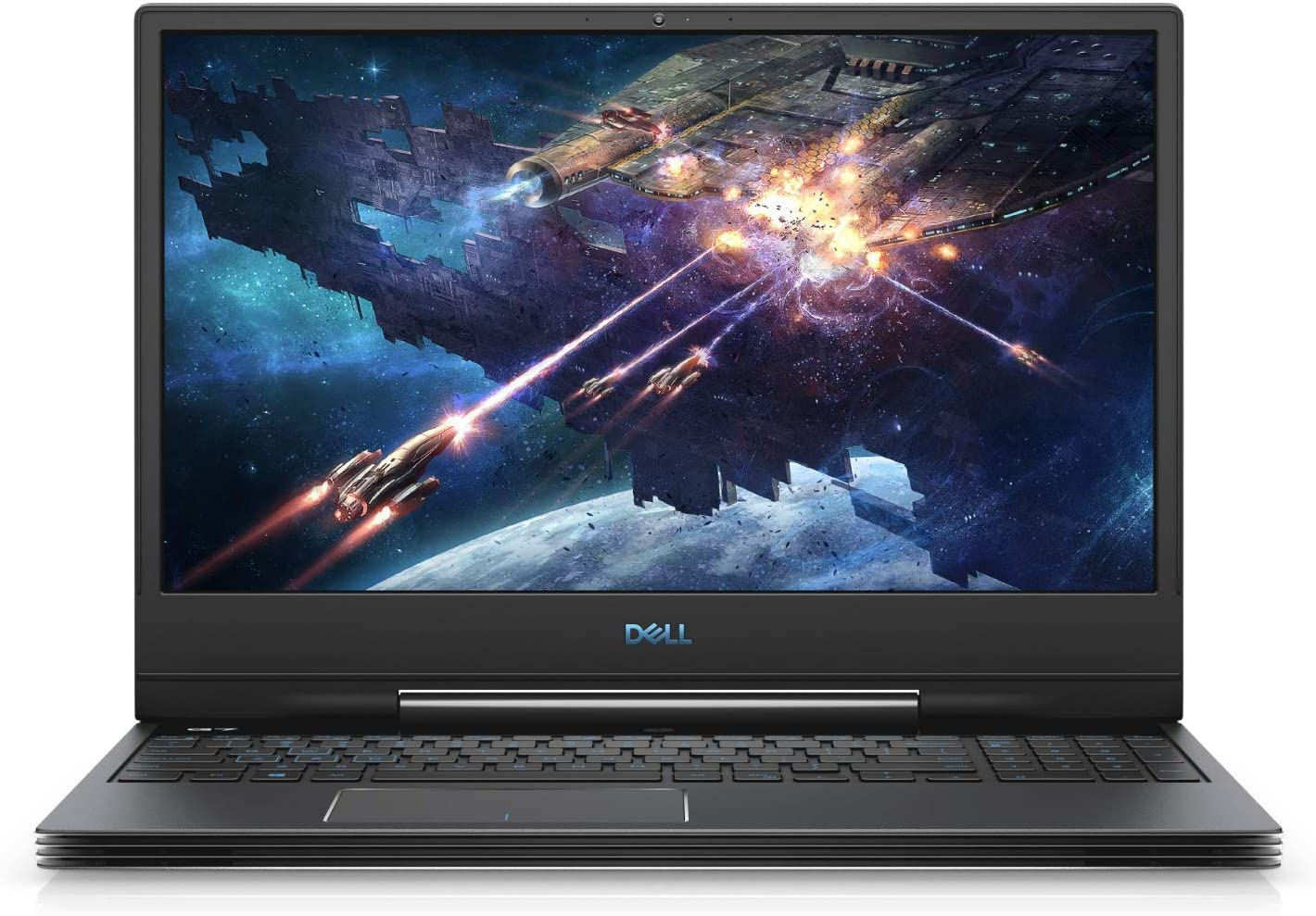 "2019 Dell G7 15.6"" FHD Gaming Laptop Computer, 9th Gen Intel Hexa-Core i7-9750H up to 4.5GHz, 16GB DDR4 RAM, 1TB HDD + 256GB PCIe SSD, GeForce GTX 1660 Ti 6GB, 802.11AC WiFi, Bluetooth 5.0, Windows 10"