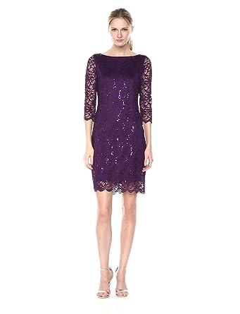 Tiana B Dress