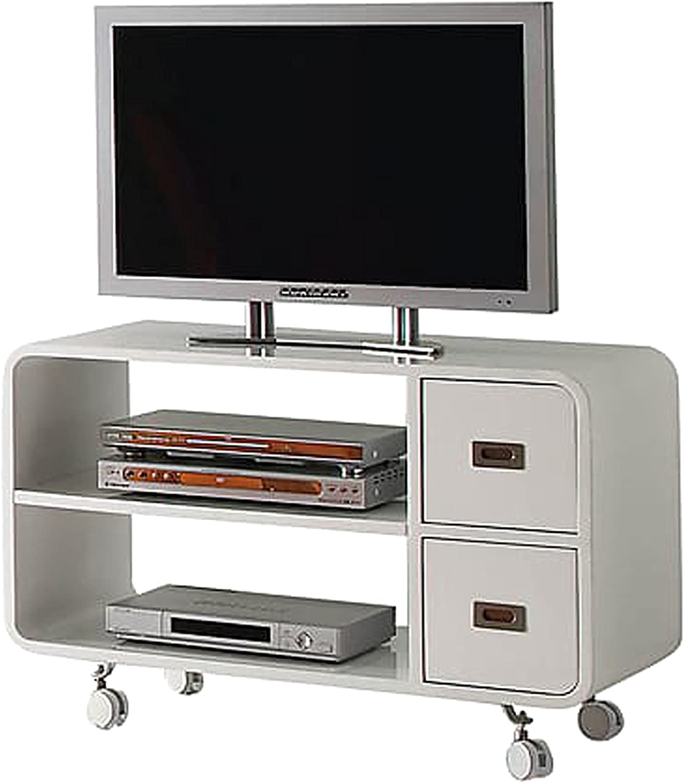 Contemporary Wood Mesa para Televisor Plano: Amazon.es: Hogar