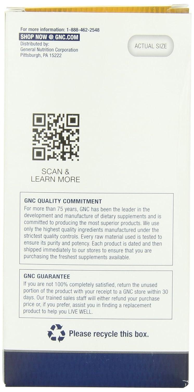 Gnc Triflex Fast Acting Caplets, 240 Count by GNC: Amazon.es: Salud y cuidado personal