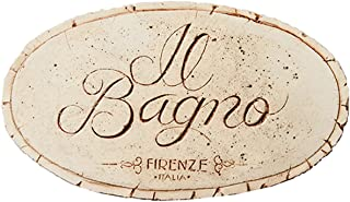 product image for Italian Bathroom Plaque Il Bagno