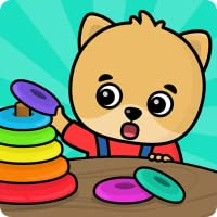 Shapes and colors - learning games
