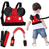 Lehoo Castle Toddler Leash for Walking, Baby Leashes for Toddlers Boys 4-in-1, Kid Harness with Leash, Child Safety Leash Ant