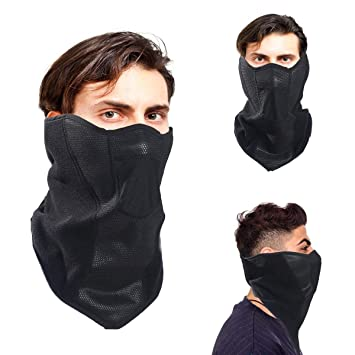 Balaclava Face Mask Facemask Snow Board Outdoor Cold Weather Protect Snowmobile