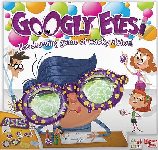 University Games Juego de Mesa Googly Eyes: Amazon.es: Juguetes y juegos