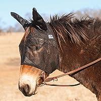 Cashel Quiet Ride Standard Fly Mask w/ Mule Ears