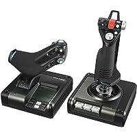 Logitech X52 Pro Flight Control System Joystick