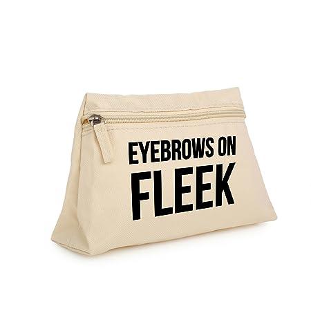 minga london eyebrows on fleek bag pencil case toiletry organizer